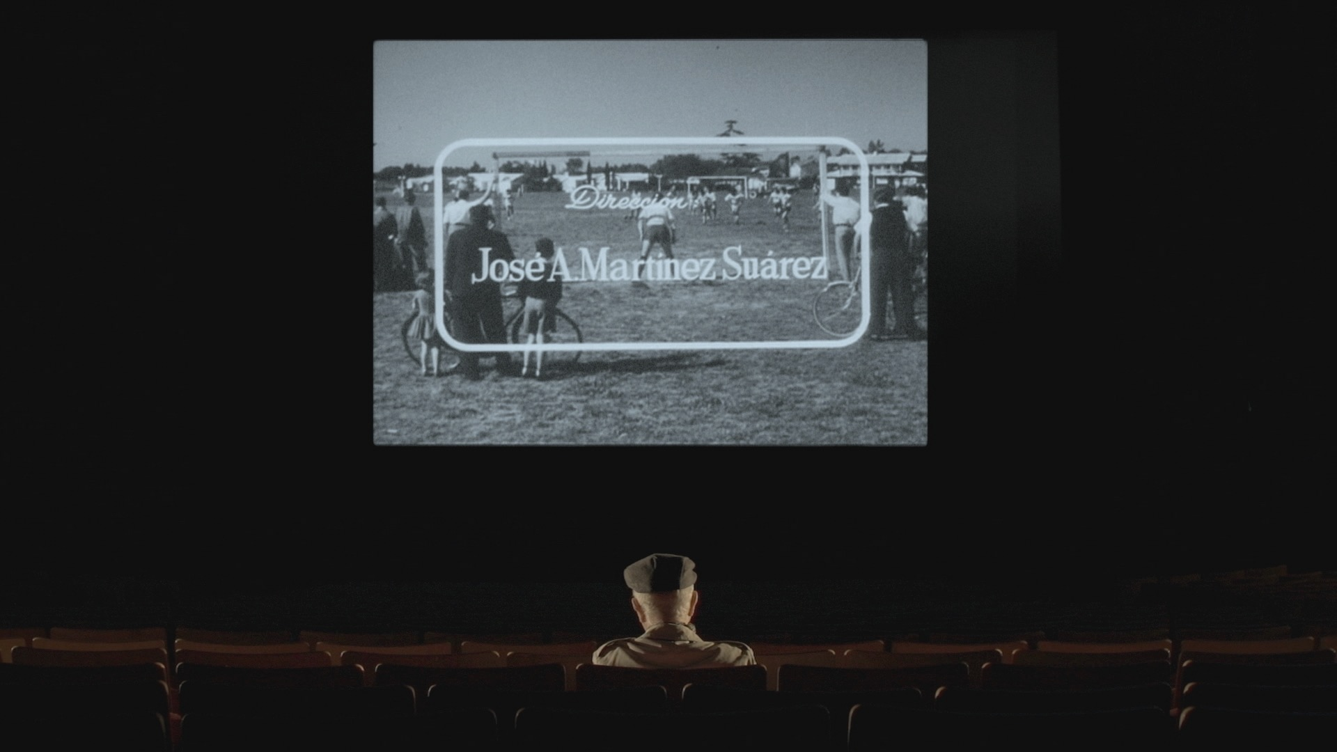 poster, soy lo que quise ser, I am what I wanted to be, jose martinez suarez, filmmaker, film about films, shortsfit, pensilvania films, shortsfit distribucion, world sales agent, film distribution