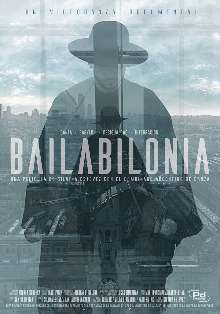 Bailabilonia, Poster, Short film, ShortsFit, ShortsFit Distribucion, distribucion de cortos