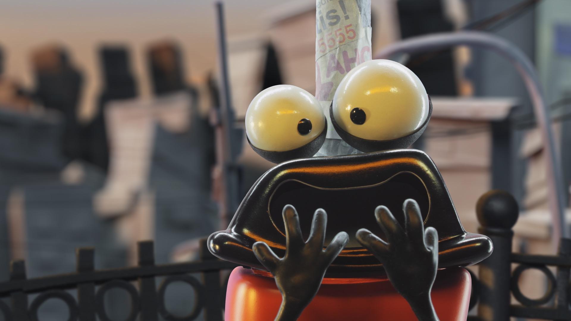 Entre Baldosas, animation, stop motion films, short films, cortometrajes, shortsfit distribucion