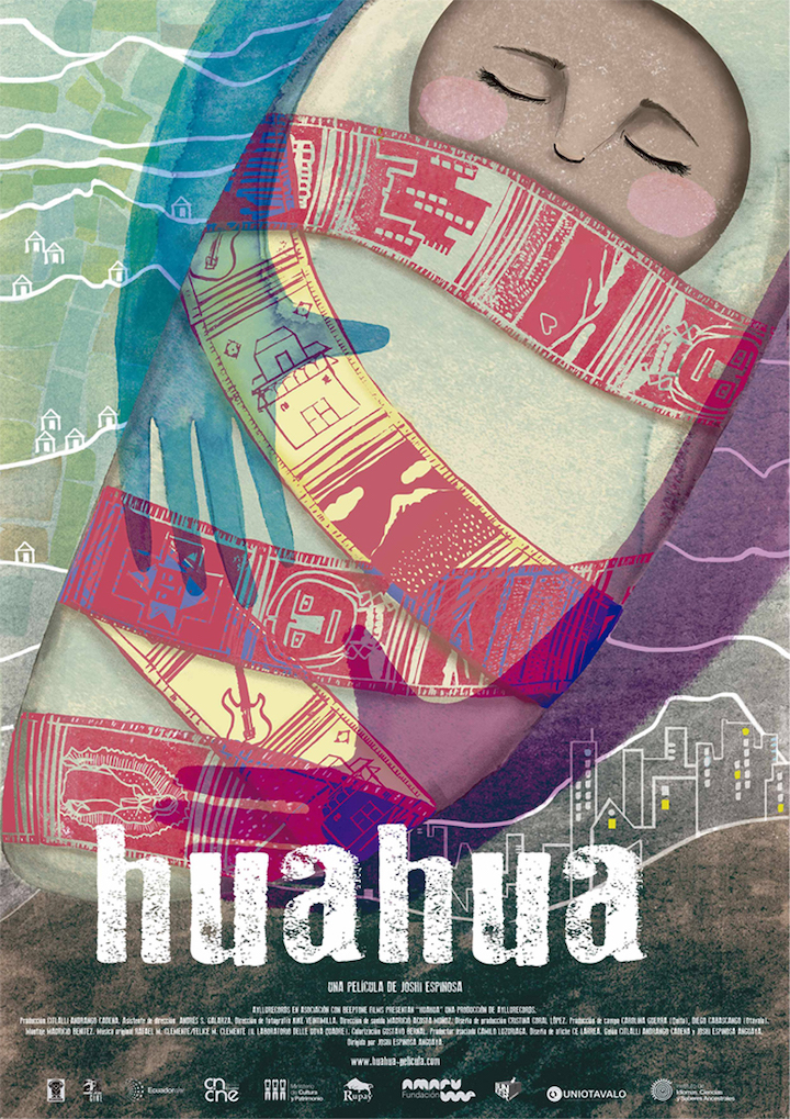 Huahua, poster, shortsfit