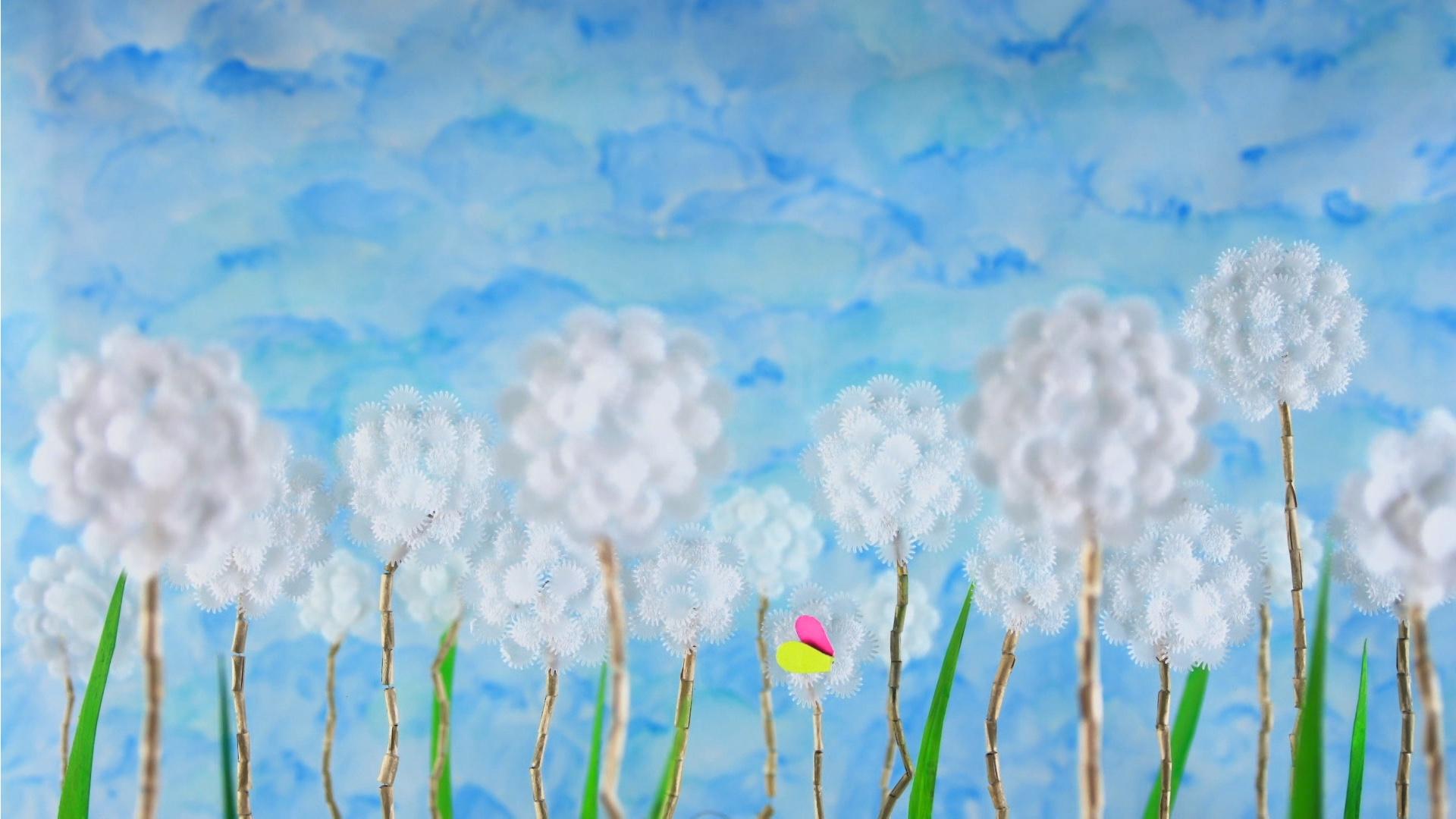 jardin movil, poster, miniseries, animation, films for babies, preschool, stop motion, shortsfit