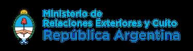 Ministerio de Relaciones Exteriores y Culto Argentina