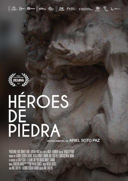 heroes de piedra, stone heroes, shortsfit, shortsfit distribucion, world sales agent