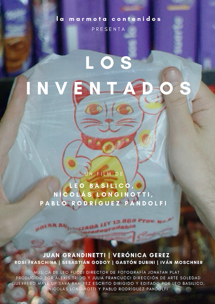 Los Inventados, poster, Shortsfit, ShortsFit distribución, distribución de cortos, film distribution, short films distribution, feature films, cine argentino, largometraje, fiction films, world sales, films, distribuzione largometraggi